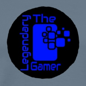 The Legendary Gamer Official logo - Men's Premium T-Shirt