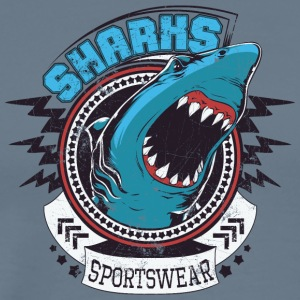 sharks sportwear - Men's Premium T-Shirt