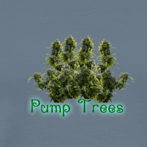 Pump Trees - Men's Premium T-Shirt