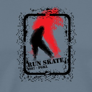 Run skate 1987 - Men's Premium T-Shirt