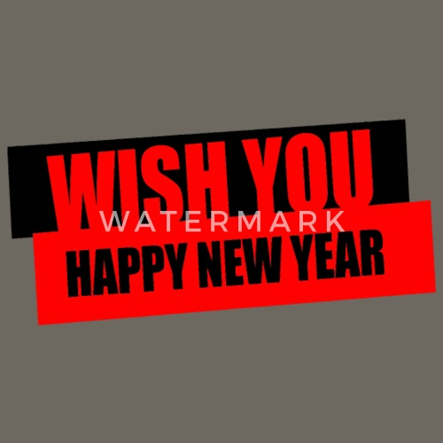 wish you happy new year 2017 by endro78 spreadshirt
