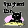 Spaghetti Cat - Men's Premium T-Shirt