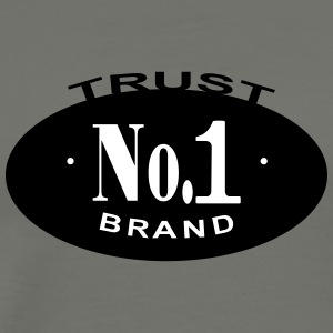 Trust No 1 - Men's Premium T-Shirt