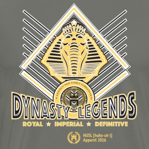 HUSL Dynasty Legends - Men's Premium T-Shirt