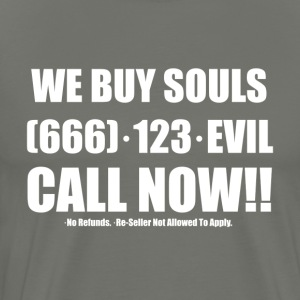 Soul hotline - Men's Premium T-Shirt