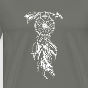 Dream Catcher - Graphic T-shirt and Collections - Men's Premium T-Shirt