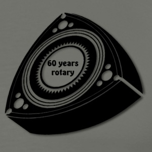 60 years rotary - Men's Premium T-Shirt