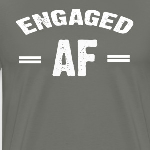 Engaged AF T-shirt - Men's Premium T-Shirt