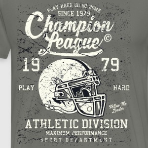 Champion League Athletic Division - Men's Premium T-Shirt