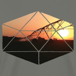 Pivot at Sunset Graphic - Men's Premium T-Shirt