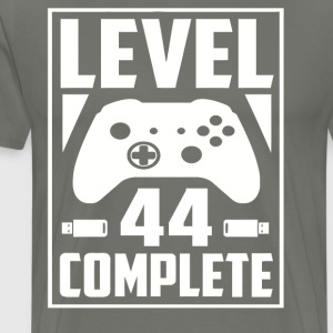 Level 44 Complete - Men's Premium T-Shirt