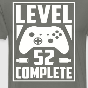 Level 52 Complete - Men's Premium T-Shirt