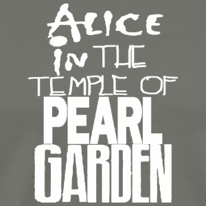 Alice in The Temple Of Pearl Garden - Men's Premium T-Shirt