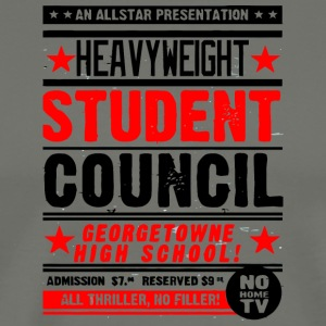 AN ALLSTAR PRESENTATION HEAVYWEIGHT STUDENT COUNCI - Men's Premium T-Shirt