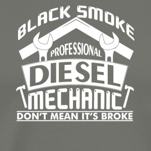 Diesel Mechanic Tee Shirt - Men's Premium T-Shirt