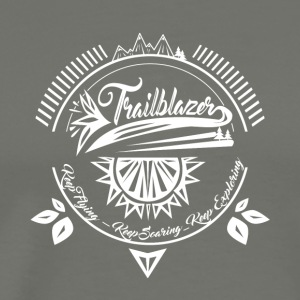 Trailblazer Shirt Design - Men's Premium T-Shirt