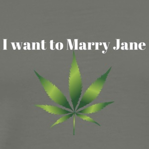 I want Marry Jane. - Men's Premium T-Shirt