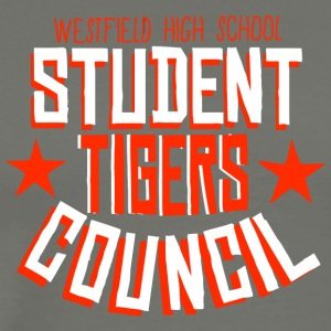 Westfield High School Student Tigers Council - Men's Premium T-Shirt