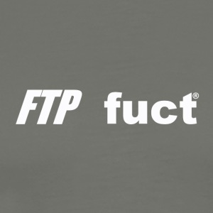 FTP x fuct - Men's Premium T-Shirt