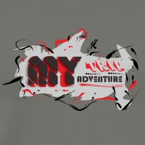 MY TRIP MY ADVENTURE - Men's Premium T-Shirt