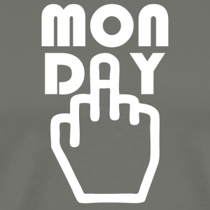 Monday Sucks - Men's Premium T-Shirt