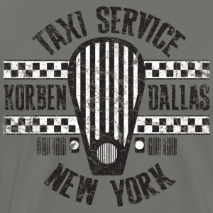 Korben Dallas Taxi Service - Men's Premium T-Shirt