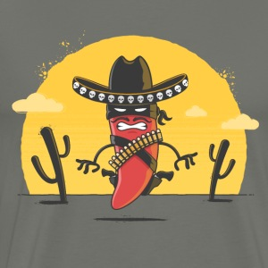 Chili Bandito - Men's Premium T-Shirt