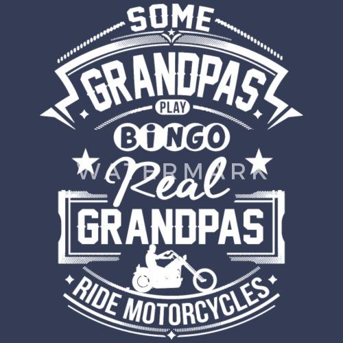 ... Biker Grandpa - Men s Premium T-Shirt navy. Do you want to edit the  design  d0a41b259