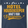 Hotel Housekeeper - Men's Premium T-Shirt