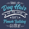 Glitter French Bulldog  - Men's Premium T-Shirt