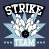 Bowling Strike Team - Men's Premium T-Shirt