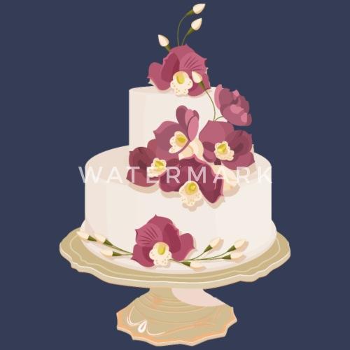 A Wedding Cake By Sergej Bodak Spreadshirt