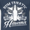 Rum Fanatic T-shirt - Havana, Cuba - Men's Premium T-Shirt