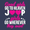 Jeep Girls Go Wherever Yhe Hell They Want T Shirt - Men's Premium T-Shirt