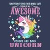Awesome others are born unicorn shirt - Men's Premium T-Shirt