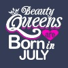 Beauty Queens Born in July - Men's Premium T-Shirt