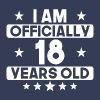 I Am Officially 18 Years Old 18th Birthday - Men's Premium T-Shirt