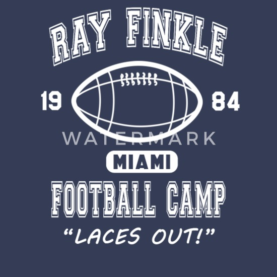 Ray Finkle Football Camp - Ace Ventura Men's Premium T-Shirt