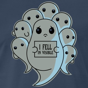GHOST in FELL - Men's Premium T-Shirt