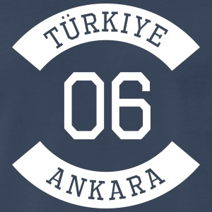 turkiye 06 - Men's Premium T-Shirt