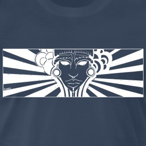 maya face - Men's Premium T-Shirt
