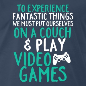 Funny Gamer Geek Quote Fantastic Gaming Experience
