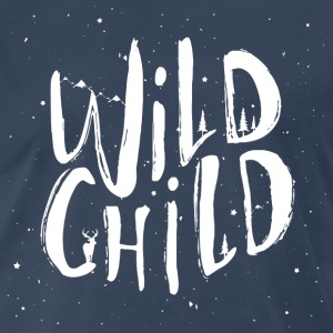 wild child - Men's Premium T-Shirt