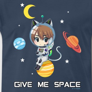 Give me space - Men's Premium T-Shirt