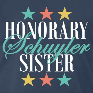 Honorary Schuyler Sister (Eliza) - Men's Premium T-Shirt