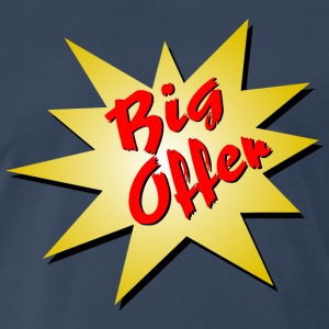 big offer / offer / chance - Men's Premium T-Shirt
