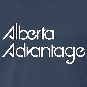Alberta Advantage - Men's Premium T-Shirt
