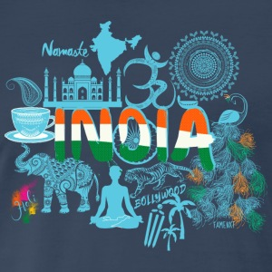 Welcome to India T Shirt - Men's Premium T-Shirt