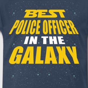 Best Police Officer In The Galaxy - Men's Premium T-Shirt