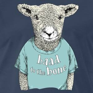 Baad to the bone - Men's Premium T-Shirt
